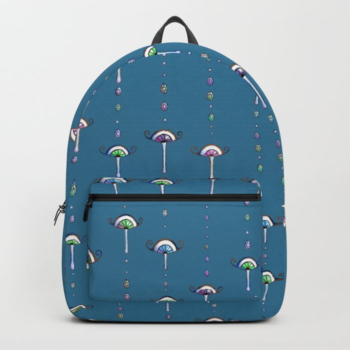 Eyes, Tears, Gems Backpack