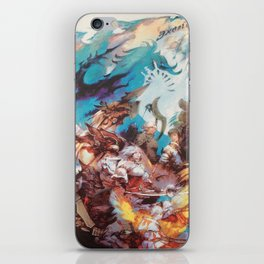 Final Fantasy iPhone Skin