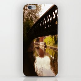 Canal Dreams iPhone Skin