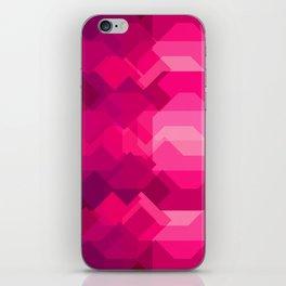 Gemstone - Ruby iPhone Skin