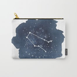 gemini constellation zodiac Carry-All Pouch