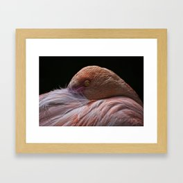 ICU Framed Art Print
