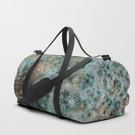 Rusting Copper Duffle Bag