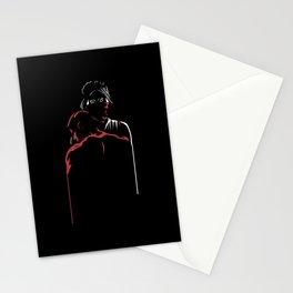 Devil's Heartbeat Stationery Cards