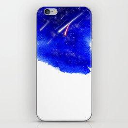 beautiful disaster iPhone Skin
