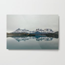 Patagonia, Chile by Caroline Zhao Metal Print