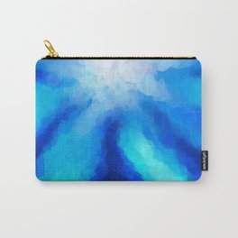 Tropical Sea Flower Carry-All Pouch
