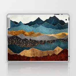 Amber Dusk Laptop & iPad Skin
