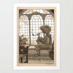 An Adventure Art Print