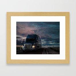 MVT # 13 Framed Art Print