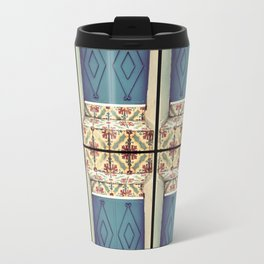 Pattern & colore Travel Mug