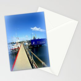 Floating Restaurant Stationery Cards