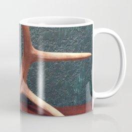 Deer antler Coffee Mug