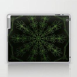 green sun Laptop & iPad Skin