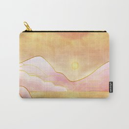 landscape in pastels Carry-All Pouch