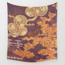Hidden Patterns Wall Tapestry