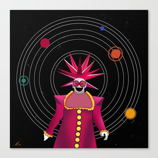 space vector Canvas Print