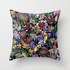 Stand Out! (midnight) Throw Pillow