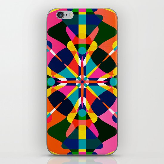 Compass, Palette 1 iPhone & iPod Skin