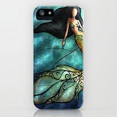 The Mermaid Slim Case iPhone (5, 5s)