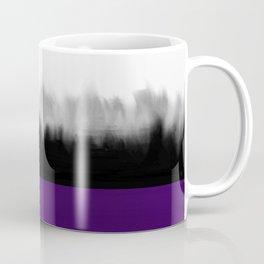 Asexuality Spectrum Flag Coffee Mug