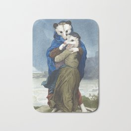 L'Opossums Bath Mat