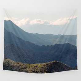 Safe Passage From Palm Springs to Idyllwild Wall Tapestry