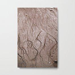 Watermarks Metal Print
