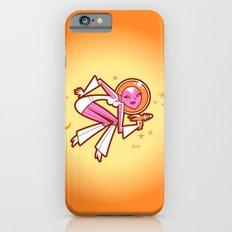 Space Velvet (lemon-mango) Slim Case iPhone 6s
