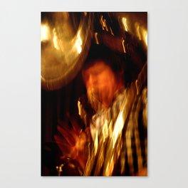 Trad Tuba Canvas Print