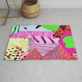 Dirty Deeds Rug