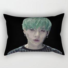 Run Suga Rectangular Pillow