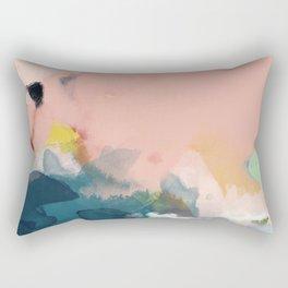 la mer Rectangular Pillow