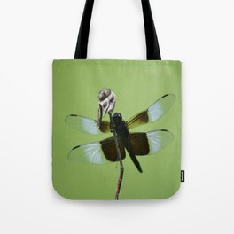 Dragons do fly!!! Tote Bag