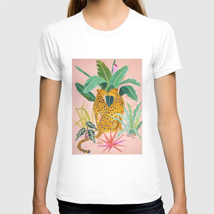 Cheetah Crush T-shirt