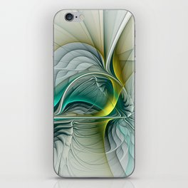 Fractal Evolution, Abstract Art Graphic iPhone Skin