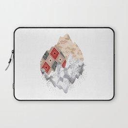 montañas collage Laptop Sleeve