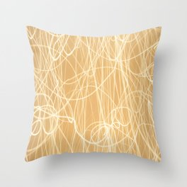 Exposure to the Light Throw Pillow