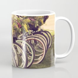 Flower Baskets Coffee Mug
