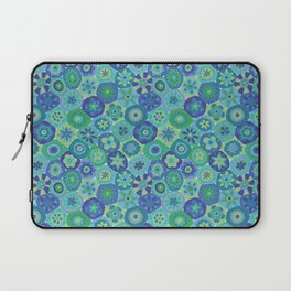 Millefiori-Oceania Colors Laptop Sleeve