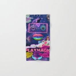 Play Magic Collage  Hand & Bath Towel