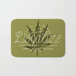 Legalize Bath Mat