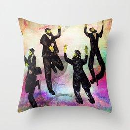 jewish Throw Pillow