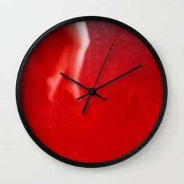 Cozmogonizm Series #20, Color Film, Analog, Art Photo, NUDE Wall Clock
