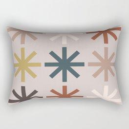 Snowflake 04 Rectangular Pillow