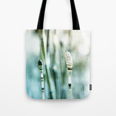 Head Up Tote Bag