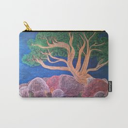 Juniper Tree Carry-All Pouch