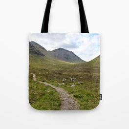 Path of Scots Tote Bag