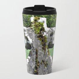 Leaning Headstone Travel Mug