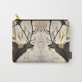 Lascaux Cave Deer III Carry-All Pouch